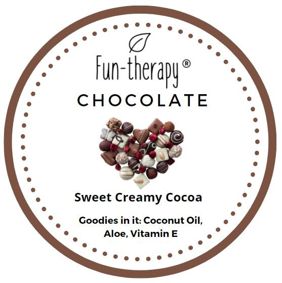 Fun-Therapy chocolate scent