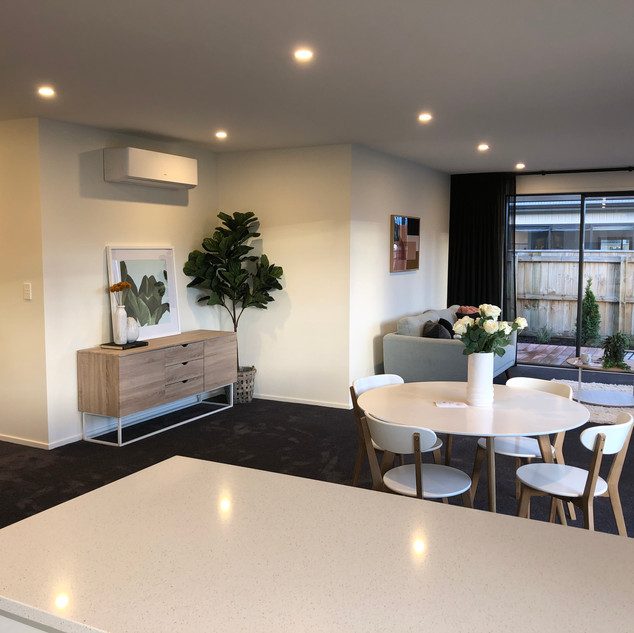 Open Home Interior
