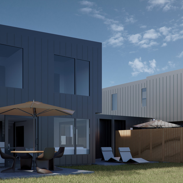 Artist impression of house and land packages for Stage 1A