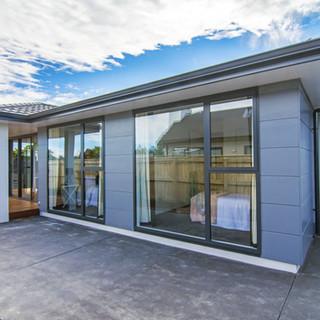 Open Home Exterior
