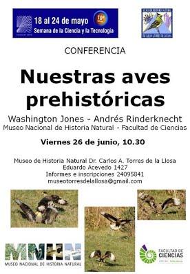 Aves prehistoricas