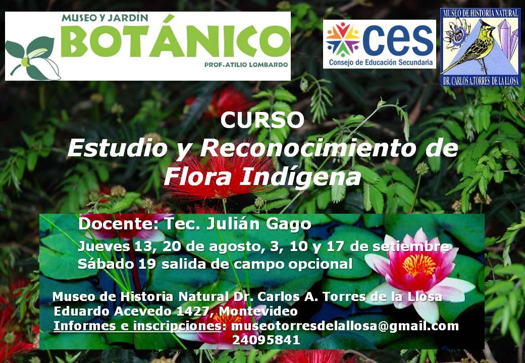 Curso Botanico