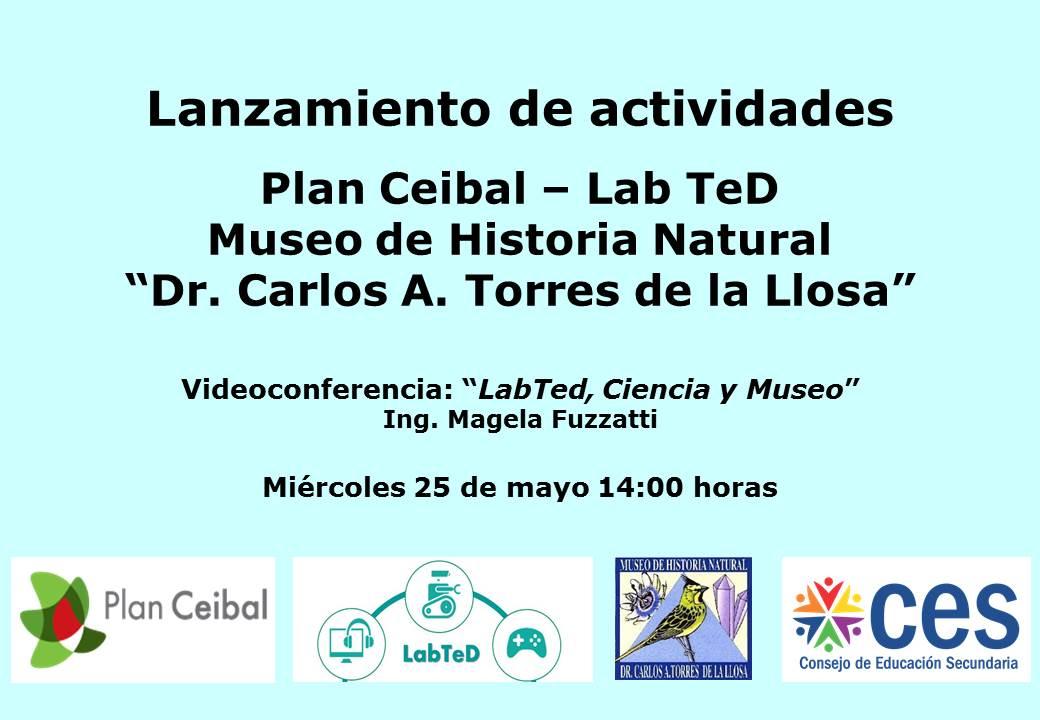 LabTed, Ciencia y Museo