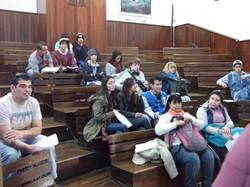Estudiantes del Liceo 27