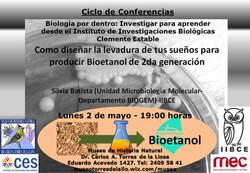 Levadura Bioetanol IIBCE