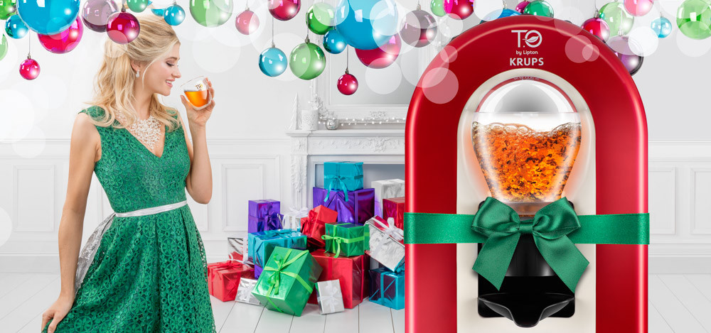 TO by Liptons Christmas Blends