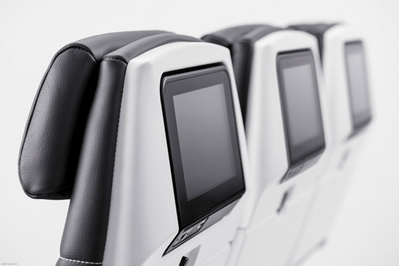 Seating detail for Airline Passengers