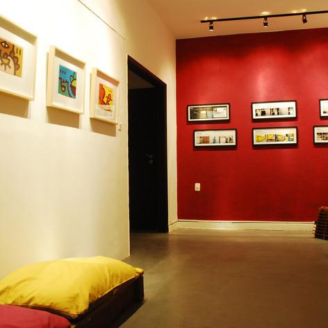 Galeria de arte mezan