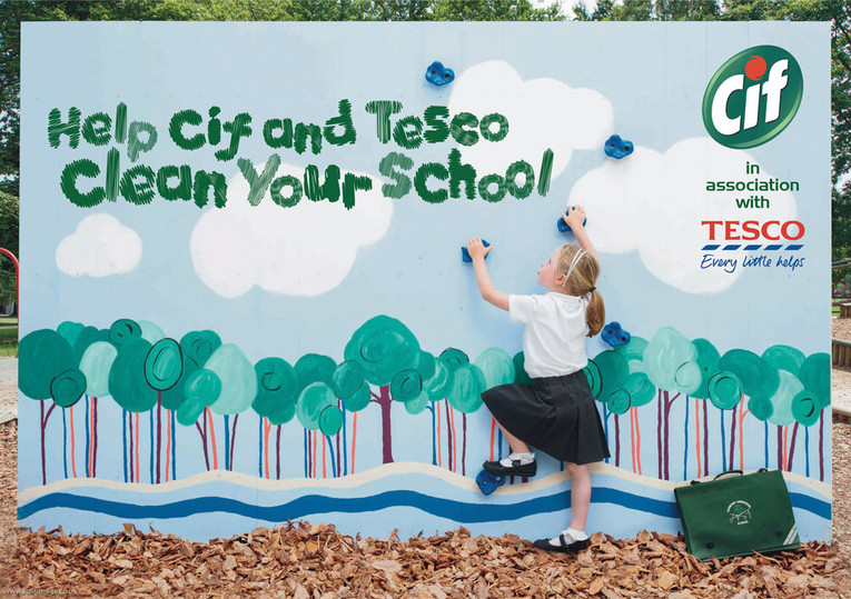 Tesco and Cif Schools