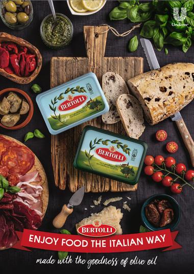 Bertolli Olive Spreads