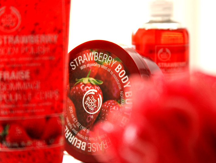 Body Shop Strawberry