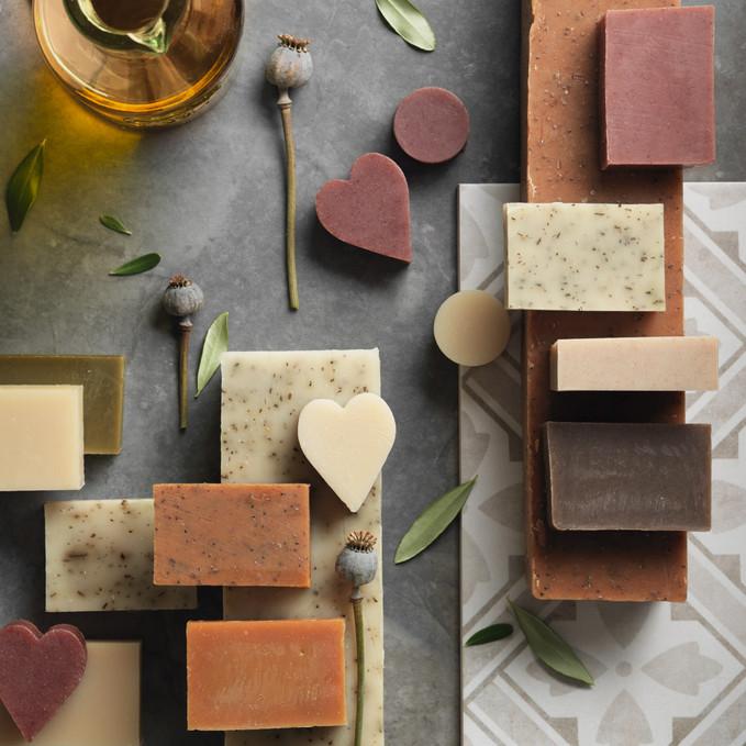 Organic Artisan Soaps