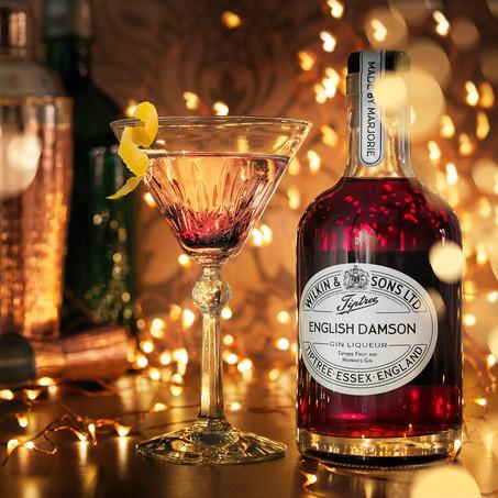English Damson Gin