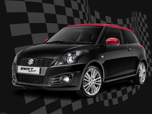 Suzuki Swift SZ-R