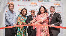 Successful opening for new super-regional Matlosana Mall
