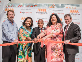 Successful opening for new super-regional Matlosana Mall