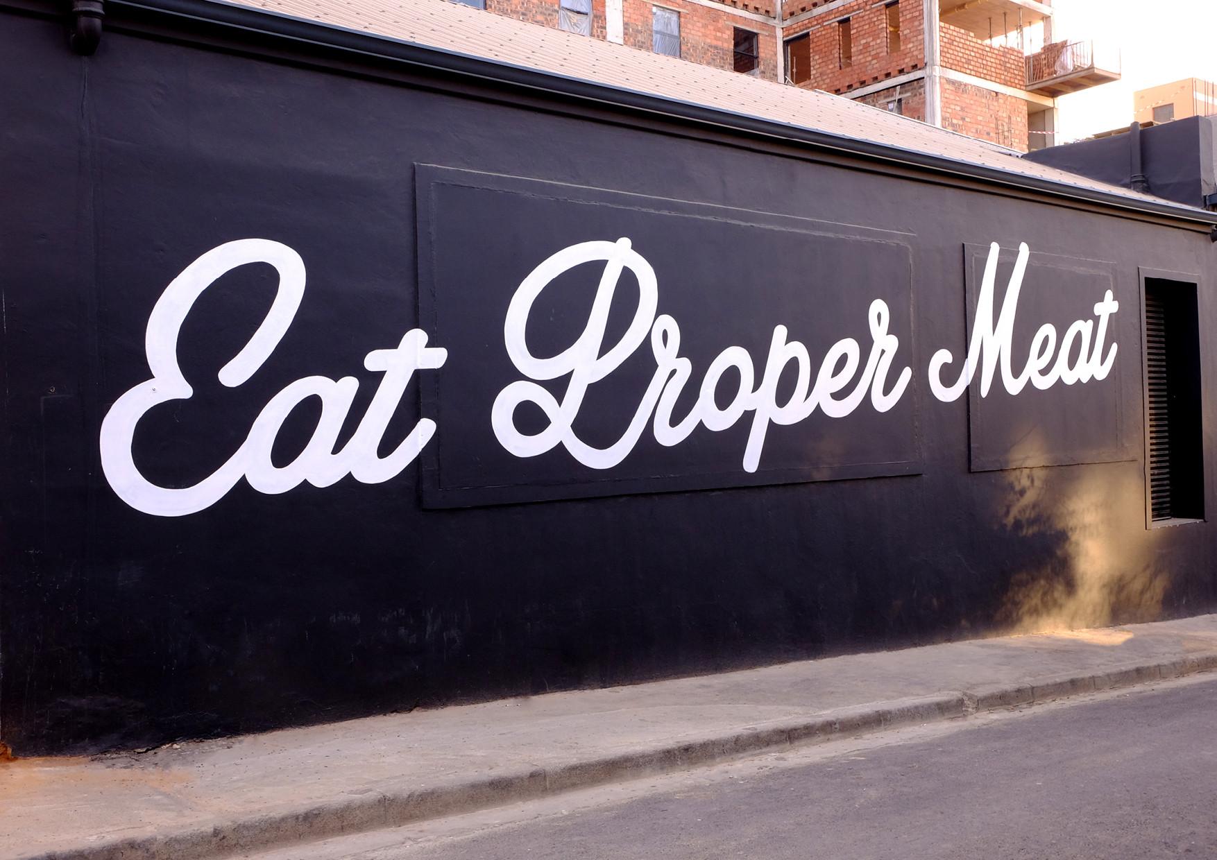 Eat Droper Meat