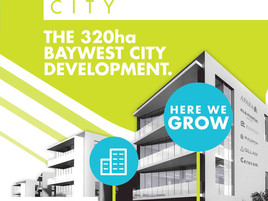 More BIG THINGS to come at Baywest: Development of Baywest City kicks into gear following Baywest Ma