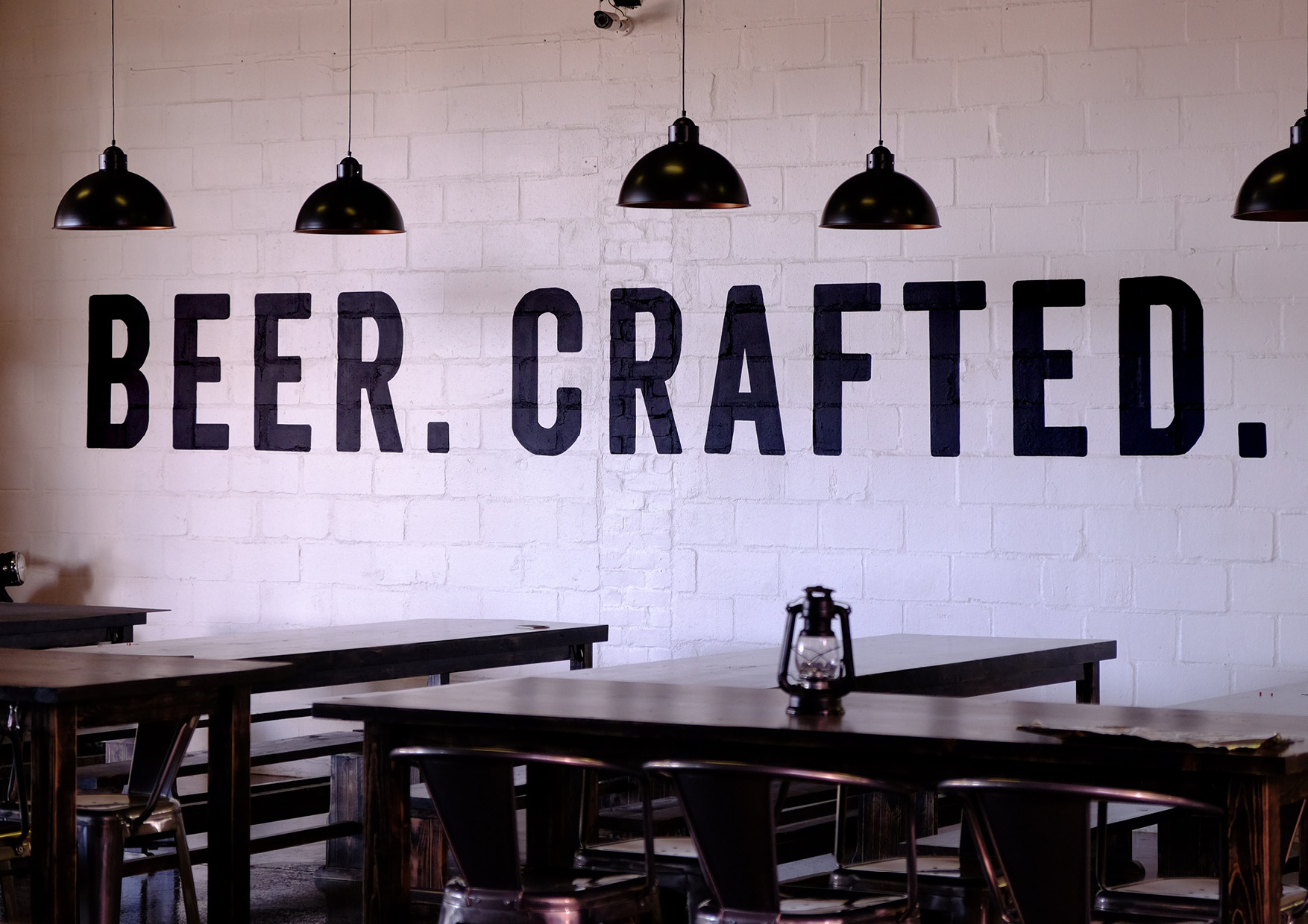 Beer. Crafted
