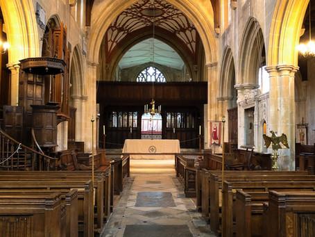 Edington Priory Church - the Secrets Within