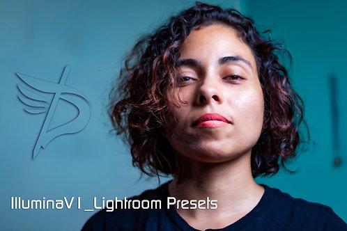 Illumina Design PR 9 Lightroom Presets