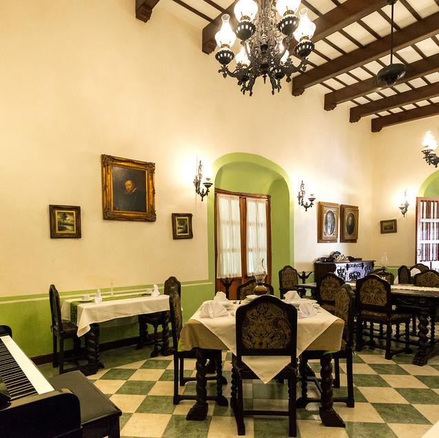 Restaurante Oro Verde en Haciena Noc Ac