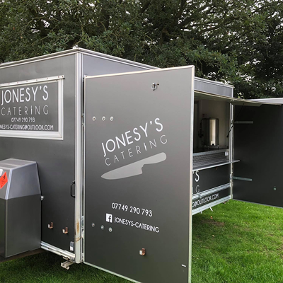 Jonesy's Catering
