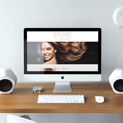 Divine Website Design