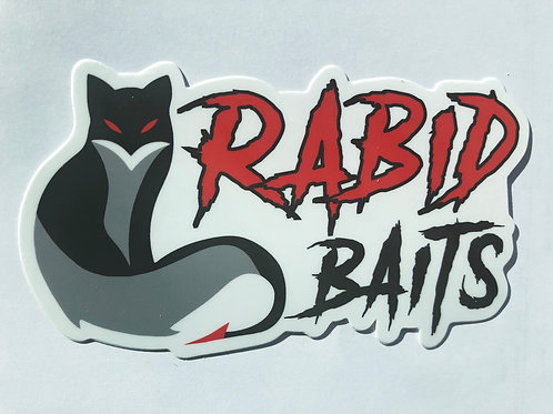 Rabid Baits Decal