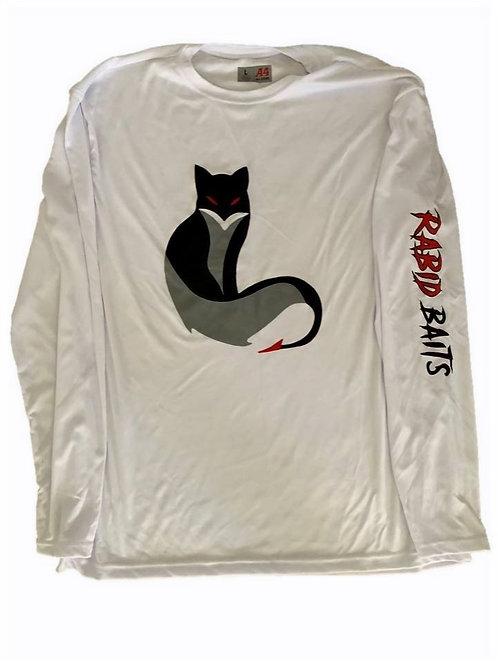 Long Sleeve UV Fishing Shirt - Fox Logo