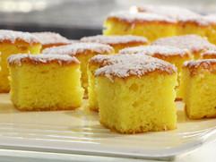Coconut Cake Bites