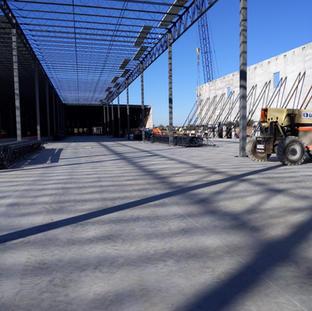 Job #2046 Project Matrix Logistics Center