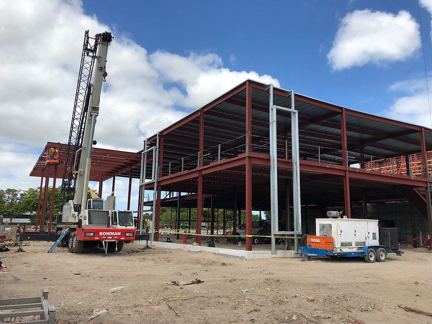 Bowman Steel, LLC | Sebring and Summerfield, Florida