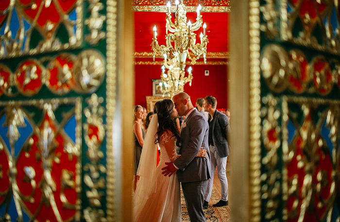 Голландская свадьба