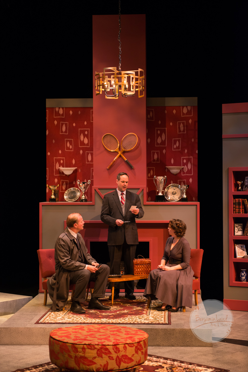 Dial M For Murder - Vertigo Theatre