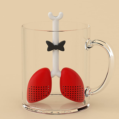 Deep Breath Tea Infuser