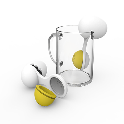Egg Tea Infuser