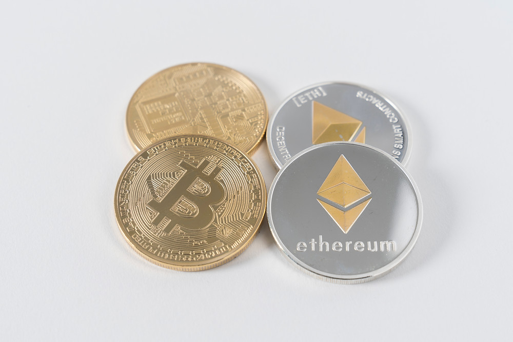 Bitcoin, Ethereum, Blockchain