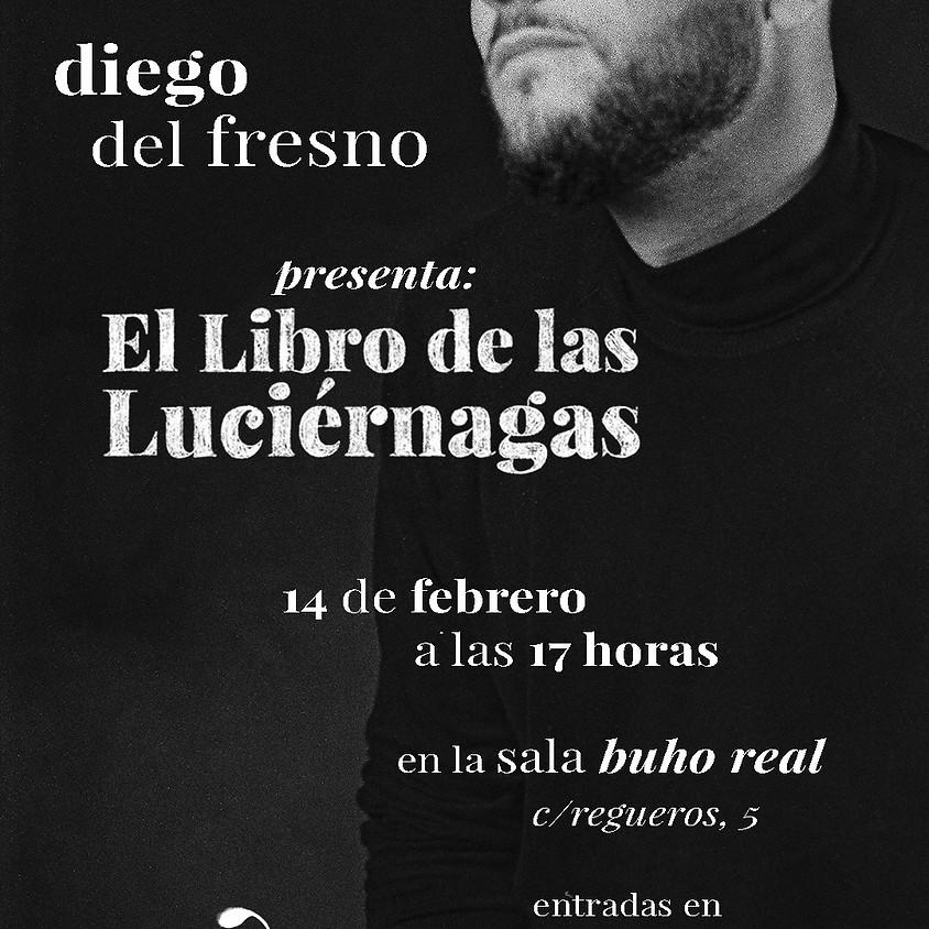 """Diego del Fresno recita """"El Libro de las Luciérnagas"""""""