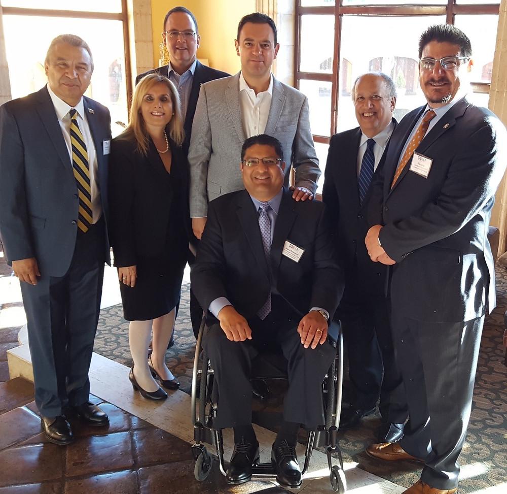 Cien Amigos Goodwill and Trade Delegation with Governor Alejandro Tello Cristerna of Zacatecas