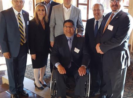 Cien Amigos - Goodwill Delegation Meets with Governor Alejandro Tello Cristerna of Zacatecas