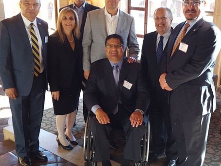 Cien Amigos - Goodwill Delegation Meets with Governor Alejandro Tello Cristerna of Zacatecas