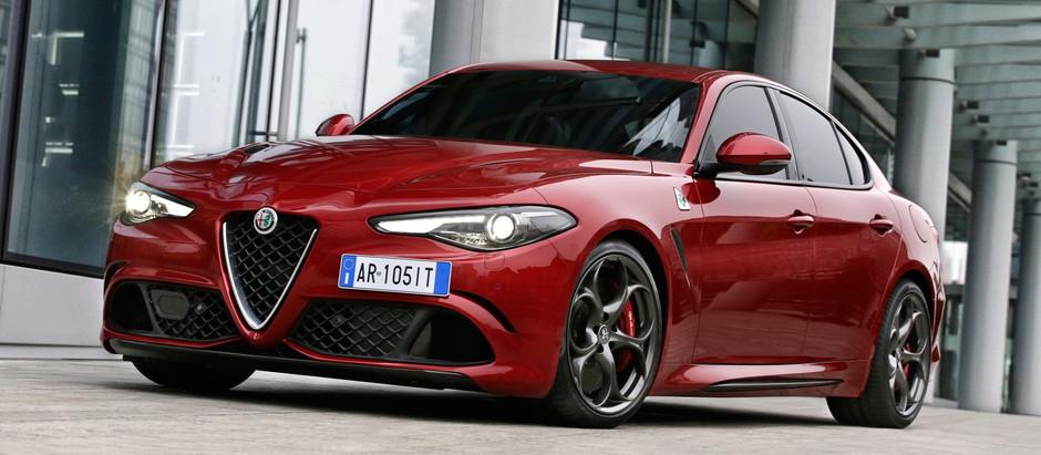 L'ALFA ROMEO GIULIA QUADRIFOGLIO TERRASSE LES BMW M3 ET AUDI RS6!