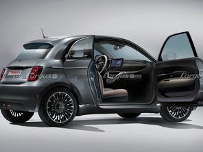FIAT 500 E : PAS UNE MAIS DEUX VERSIONS AU PROGRAMME ?