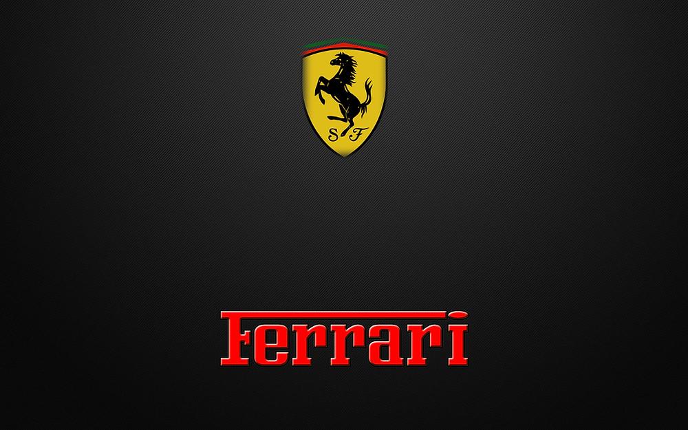 Logo Ferrari ItalCarNews