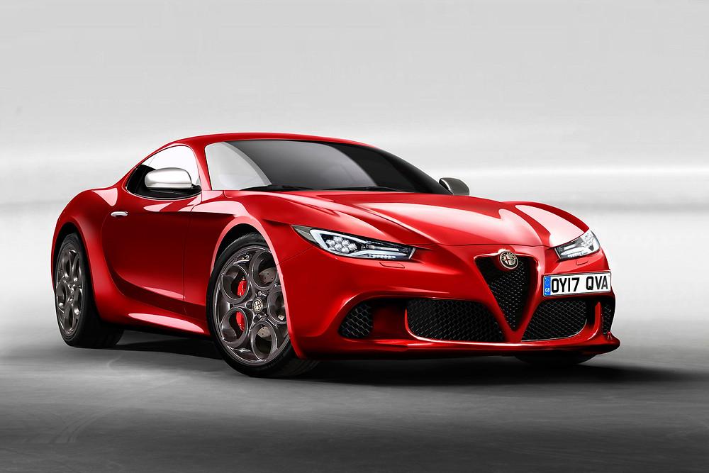 Alfa Romeo 6C ItalCarNews