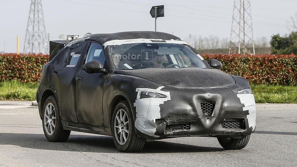 Alfa Romeo Stelvio Ital Car News