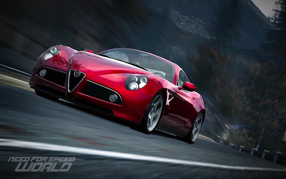 Alfa Romeo 8C Competizione ItalCarNews