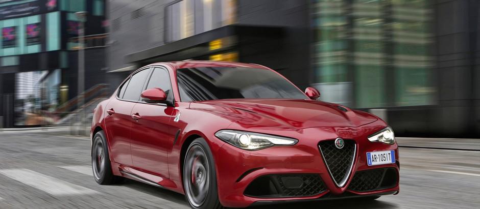 L'ALFA ROMEO GIULIA QUADRIFOGLIO  INTOUCHABLE FACE A LA  NOUVELLE BMW M3 CS AU NURBURGRING!