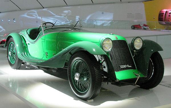 Maserati V4